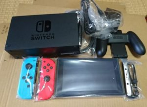Nintendo Switchセット